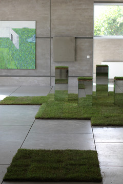 Untitled. 2016 installation / Без названия. 2016 инсталляция