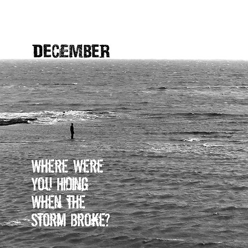 Where were you hiding when the storm broke? [mp3]