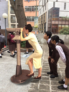 HKACT! Act 1 BeHere by Masaki Fujihata