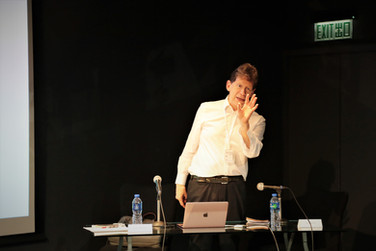 Prof. Scott Lash's presentation