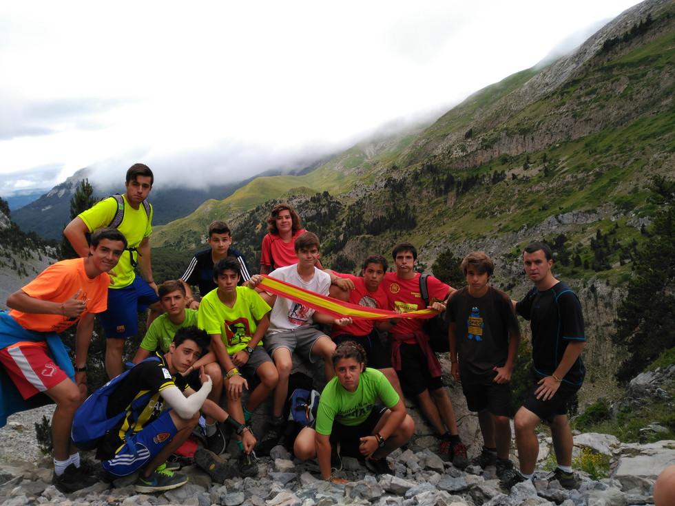 Campamento Corazonistas 2016
