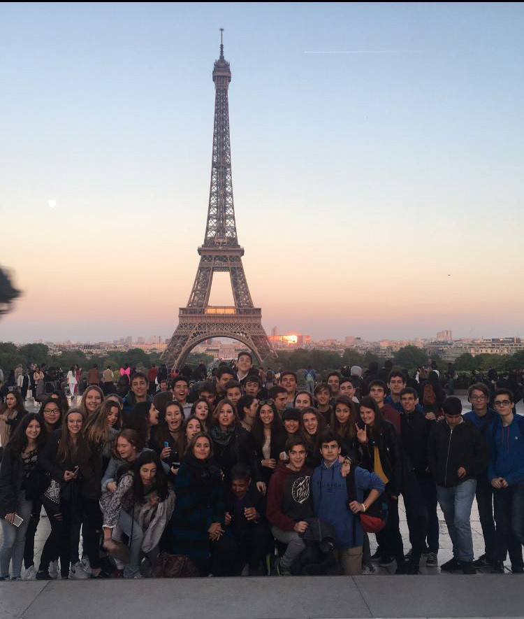 Viaje a Paris 2017