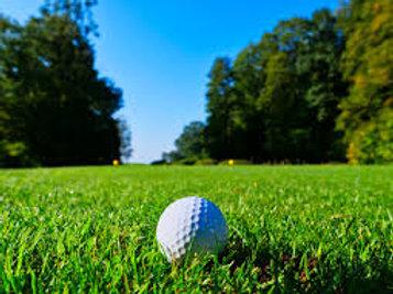 2021 Golf Tournament Spectator