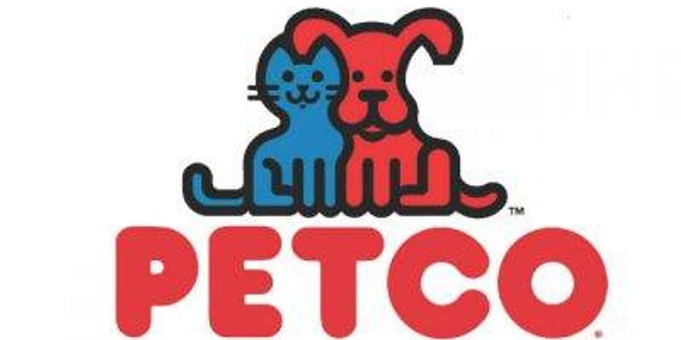 Petco Adoption Event & Photo's with Santa
