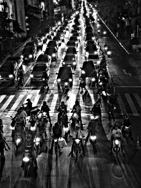 70. Rush Hour in Bangkok (Thailand)