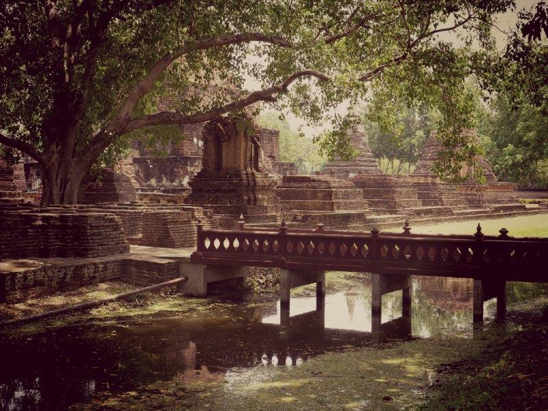 41. Tempelruinen (Thailand)