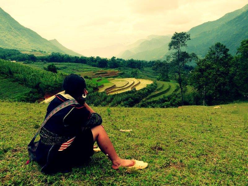 36. Wanderpause (Vietnam)