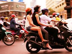 49. Rush Hour in Saigon (Vietnam)
