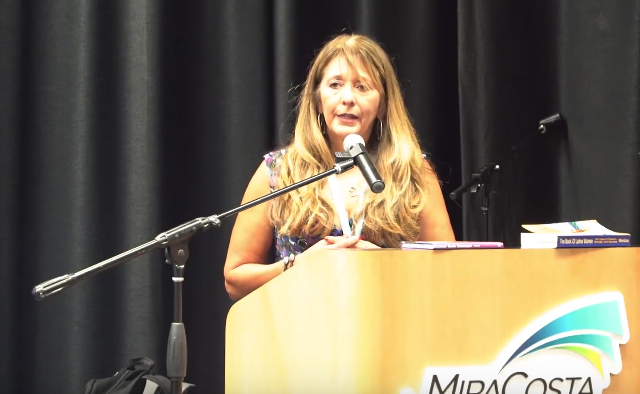 "Sylvia delivered the keynote ""Be The Hero of Your Own Story""  at the Latino Book and Family Festival in San Diego.  CLICK LINK BELOW TO WATCH!"
