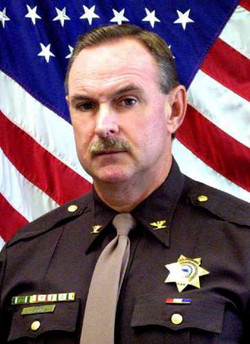 Sheriff Tim Dunning