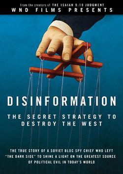 Disinformation, by Ronald Rychlak and Lt. Gen. Ian Mahai Pacepa