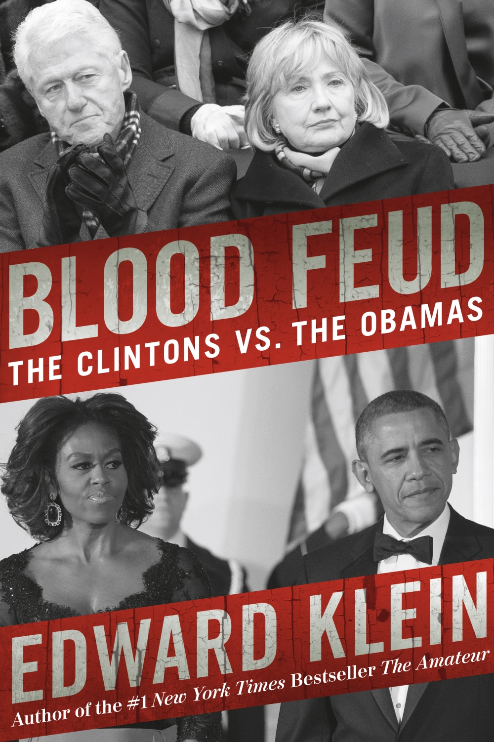 Blood Feud, by Edward Klein