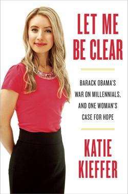 Let Me Be Clear, by Katie Kieffer