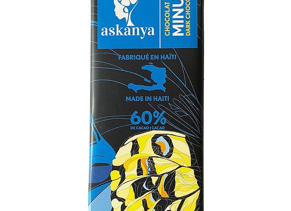 Minuit dark chocolate