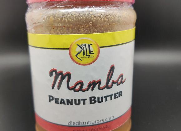 Haitian Manba- Peanut butter