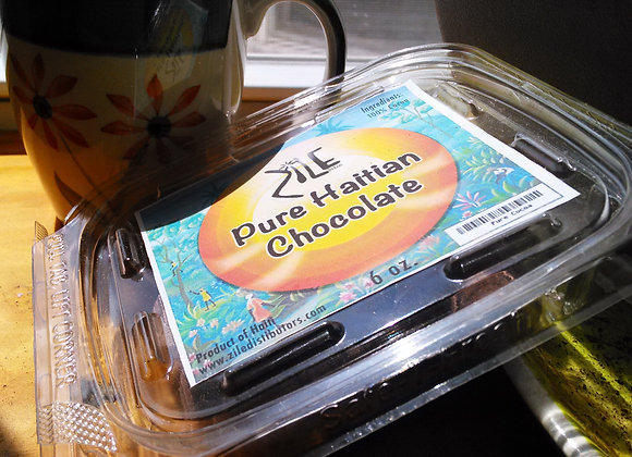Pure Haitian Chocolate