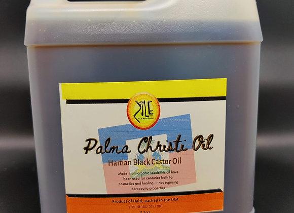 Haitian Black castor oil- Maskriti 32oz