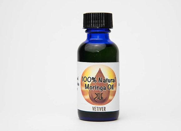 Moringa-Vetiver Oil Blend
