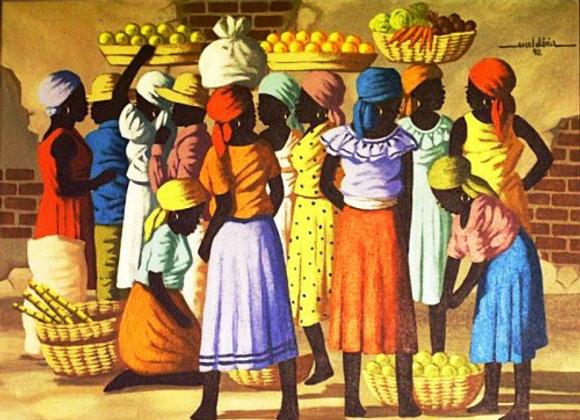 Haitian Paintings
