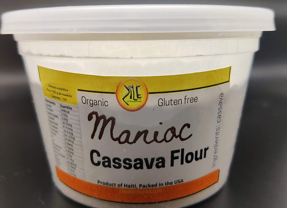 Manioc-Cassava Flour