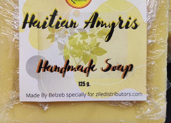 Handmade Amyris soap