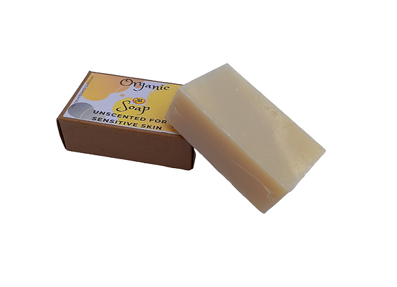 Unscented Organic Soap