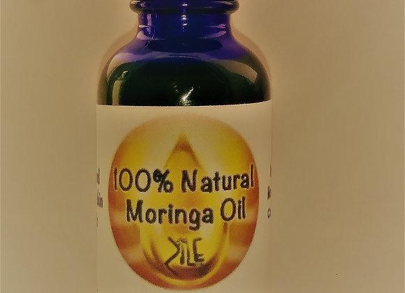 Haitian Moringa & Coconut Oil Blend