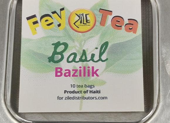 Basil Tea - Basilique