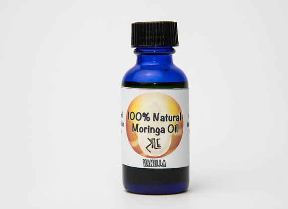 Haitian Moringa Oil & Vanilla Blend