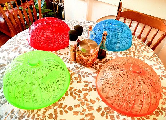 Haitian style couvre plat