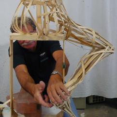 Cours sculpture contemporaine