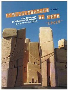 L'Architecture en fête à la Chartreuse de Villeneuve lez Avignon