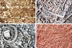 Schrott- und Metallhandel