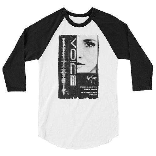 Voice Baseball T-shirt