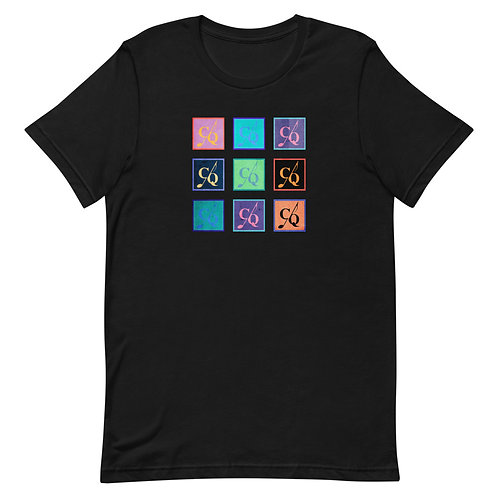 Colored Short-Sleeve Unisex T-Shirt