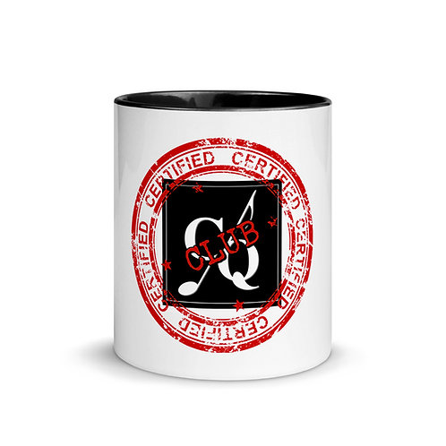 CQ Club Mug