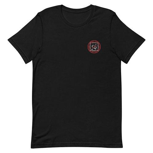 Embroidered CQ Club Unisex T-Shirt