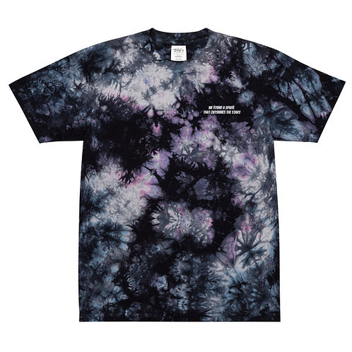 I WILL, I SWEAR, I DO Tie- dye t-shirt