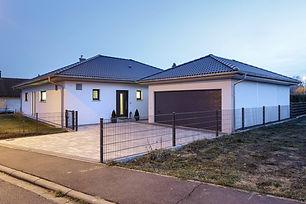 Bungalow Fassade dw immobilien bungalow kh 135 wd