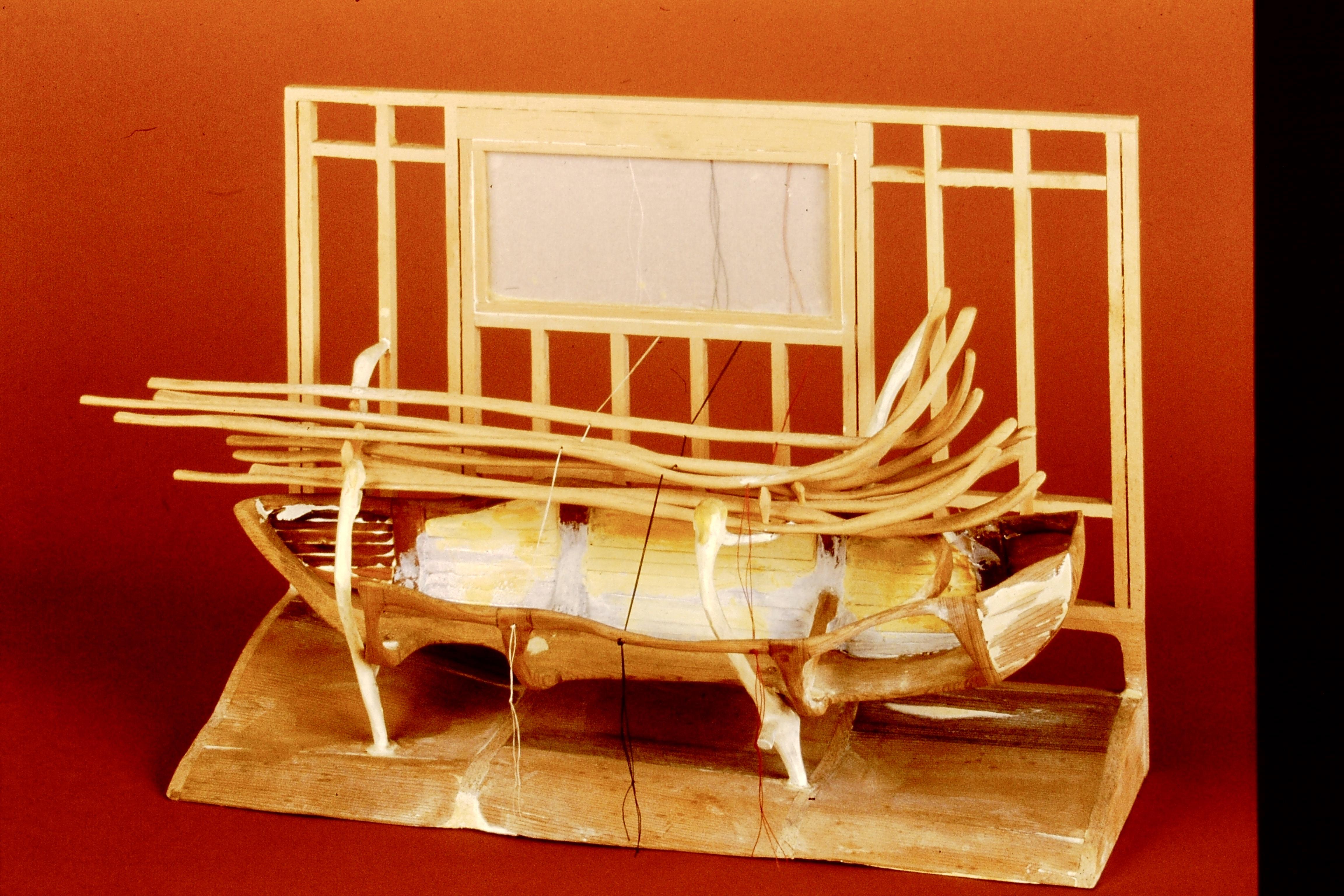 Burial Boat