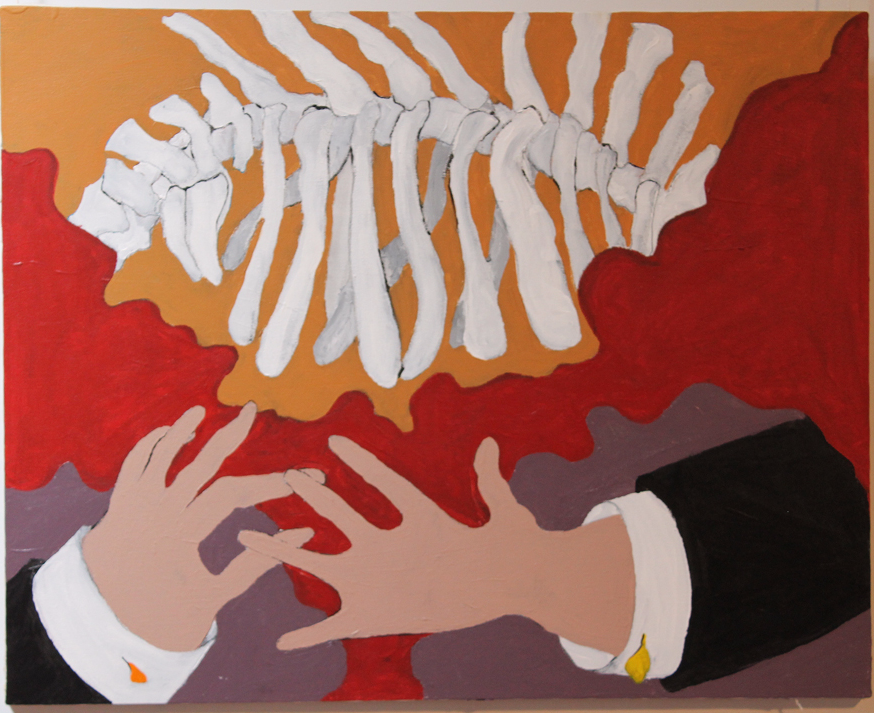 Bankers' Hands