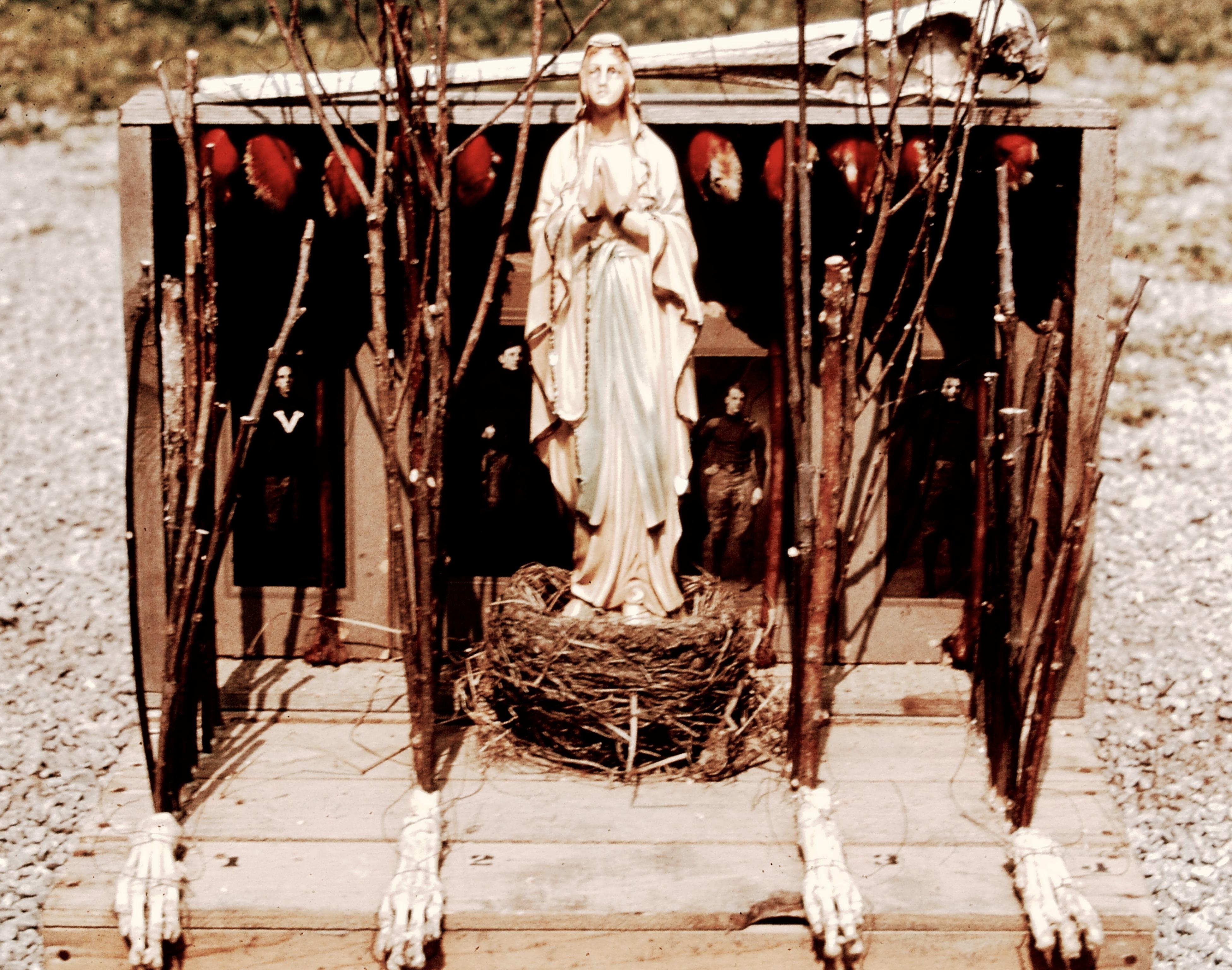 The Virgin's Chest