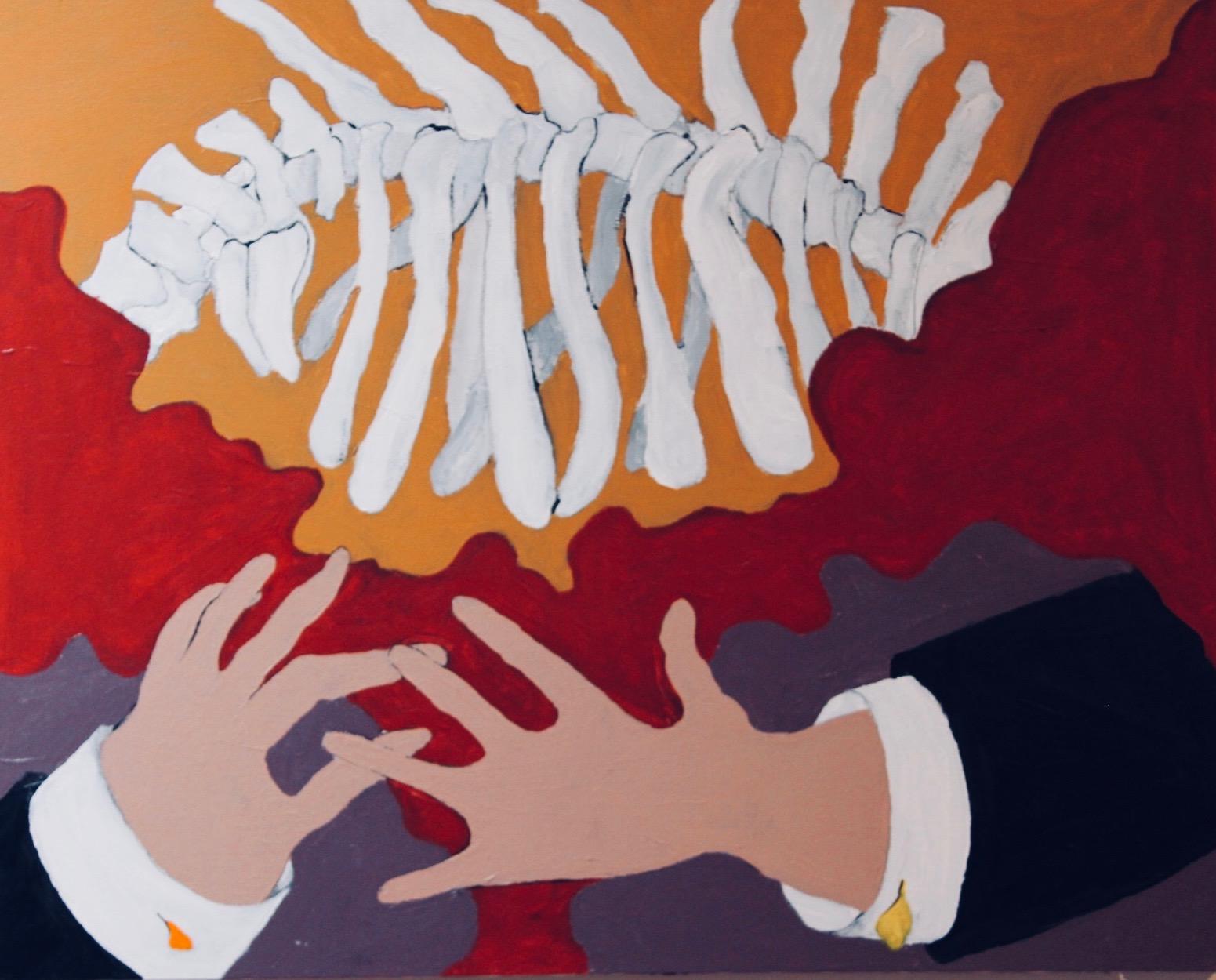 Banker's Hands