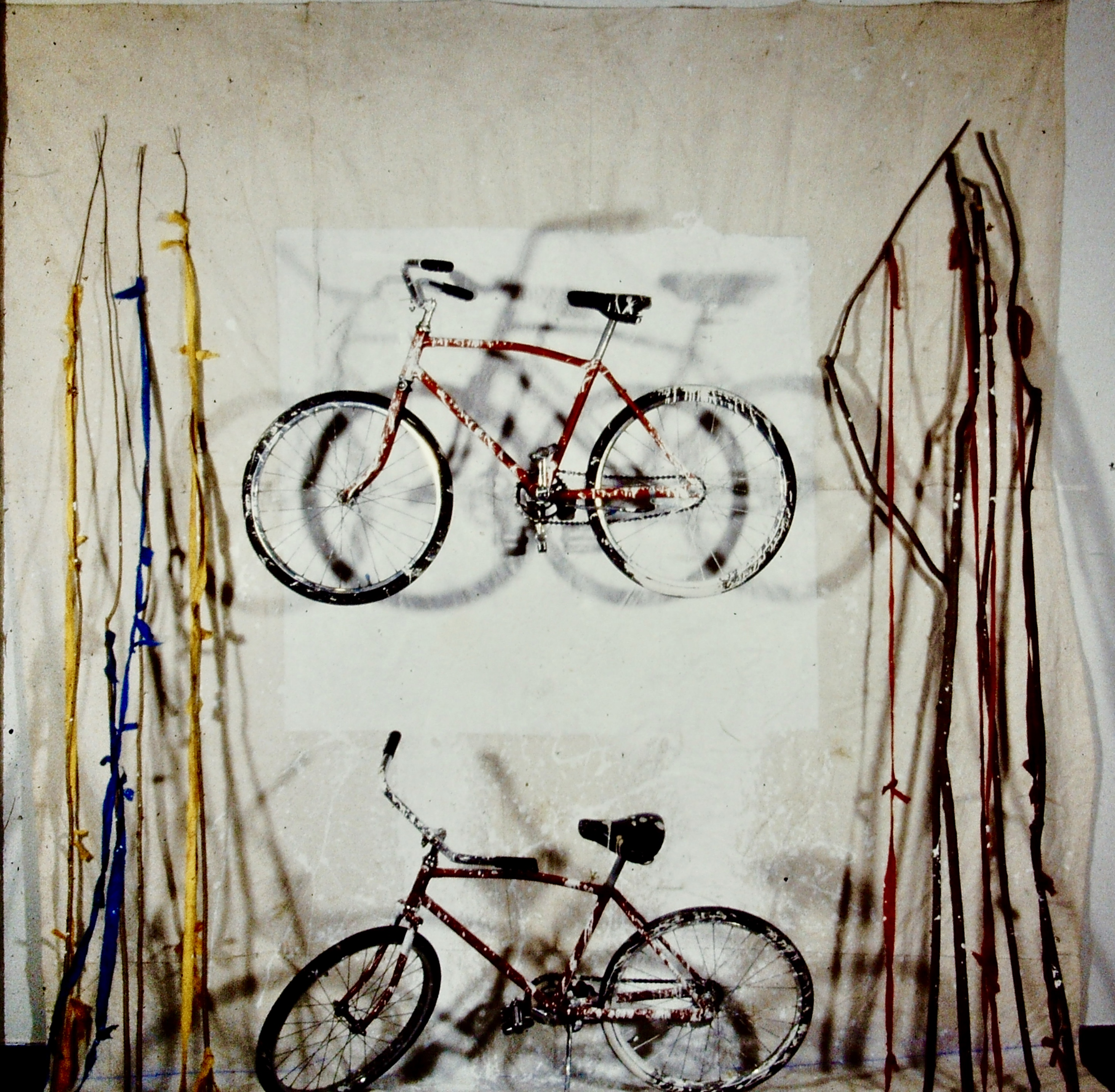 Kids' Bikes (detail)