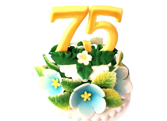 "Jubileju dekors ""75 gadi"""