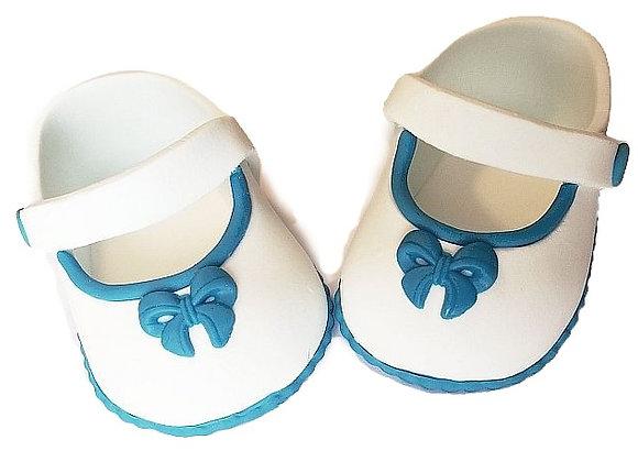 Zilas Sandalītes