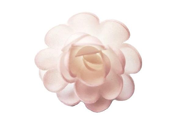 Rozā lielie ziedi