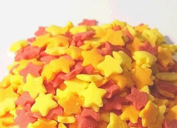 Trīskrāsu zvaigznītes (Termoizturīgas)