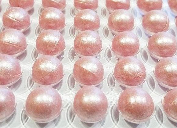 """Šokolādes """"Rozā pērles"""" 15mm"""