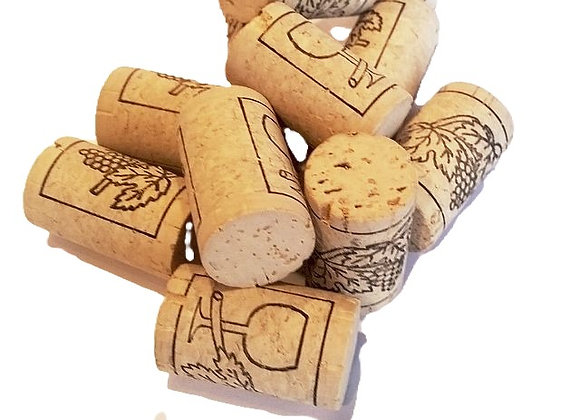 Vīna pudeļu korķi  Ø23,5mm h39mm